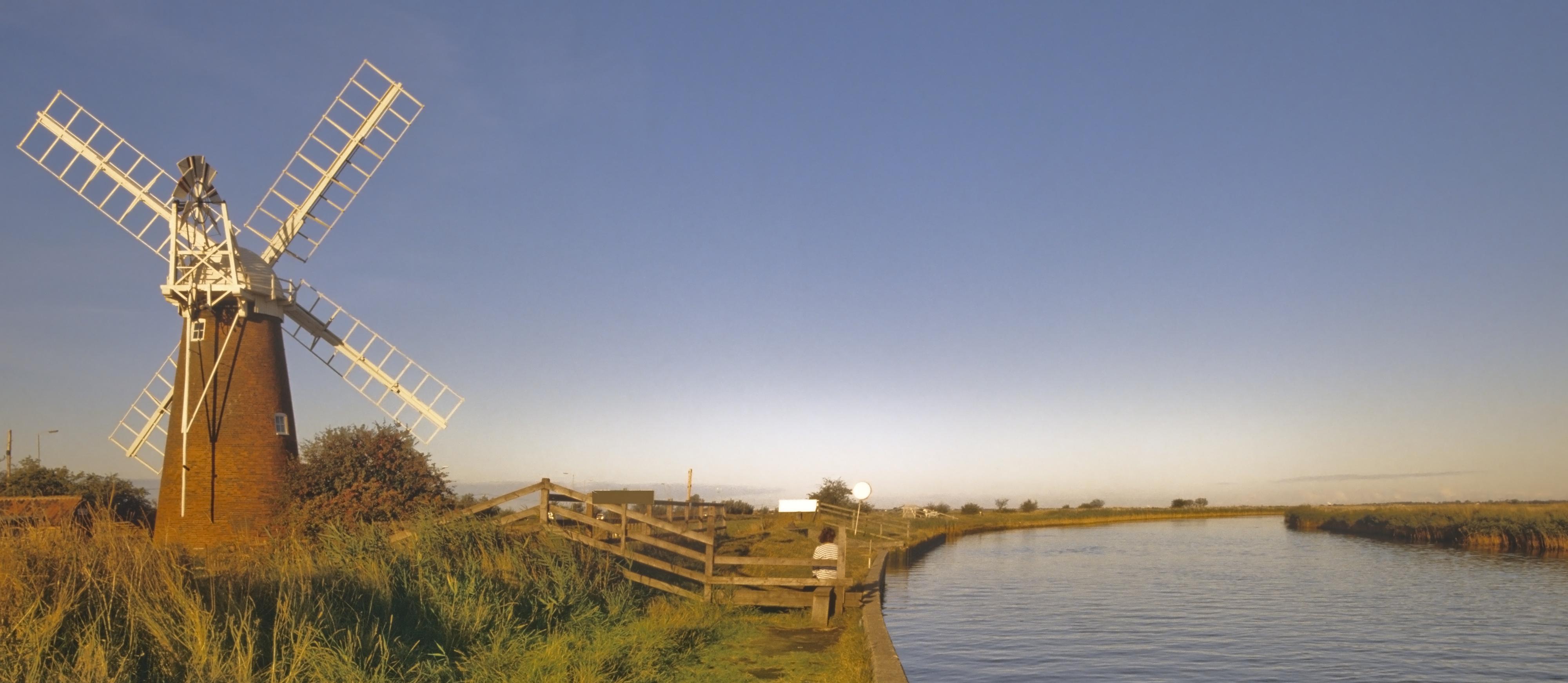 Norfolk - Essex, Suffolk, And Norfolk